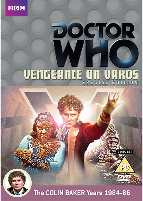 Doctor Who: Vengeance On Varos (DVD Boxset)