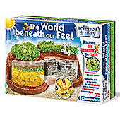 Clementoni The World Beneath Our Feet