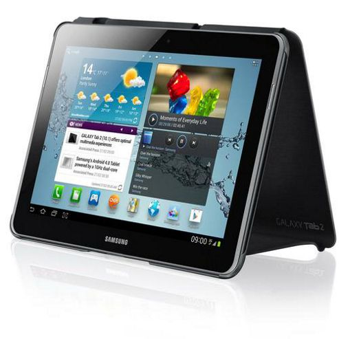 Samsung Book Cover Case for Galaxy Tab 2 10.1