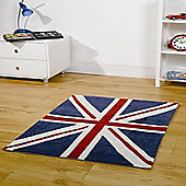 Kiddy Play Mini Jack Red/White/Blue 70x100 cm Rug