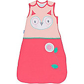 Grobag What a Hoot 1 Tog Sleeping Bag (0-6 Months)