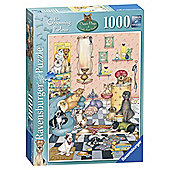 Dog Parlour1000 Piece Jigsaw Puzzle