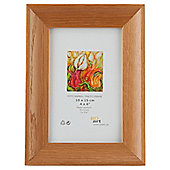 "Tesco Solid Oak Frame 4""x6"""