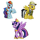 My Little Pony Mini Three Pack - Daring Pony Story Set
