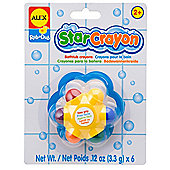 Alex Rub A Dub Star Crayon in the Tub