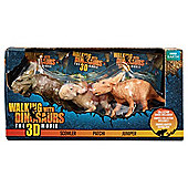 Walking With Dinosaurs 3 Pack Of Dinosaurs