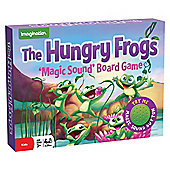 Hungry Frog Magic Sound game