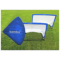 Samba 4ft Square Pop-Up Goal x2