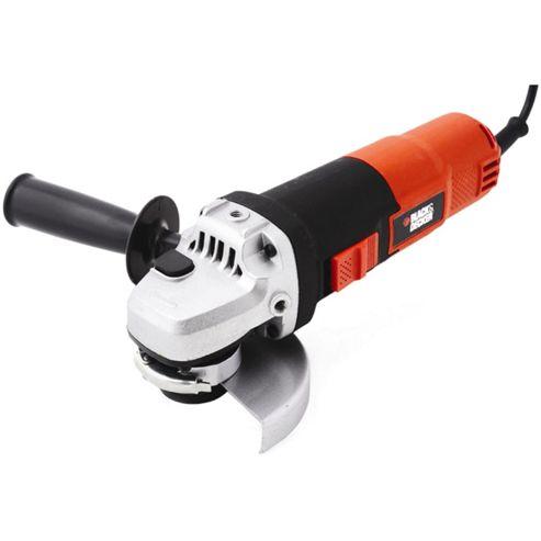 Black & Decker Angle grinder 115mm 240v KG901K