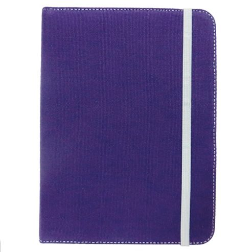 Tesco Finest Canvas Case for Hudl/Kindle Fire HD - Purple