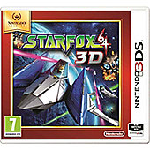Star Fox 64 3DS