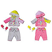 Baby Born Deluxe Jogging Complete Set (one supplied)
