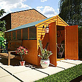 BillyOh 400 12 x 8 Overlap Apex Shed