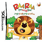 RAA RAA THE NOISY LION (NDS)