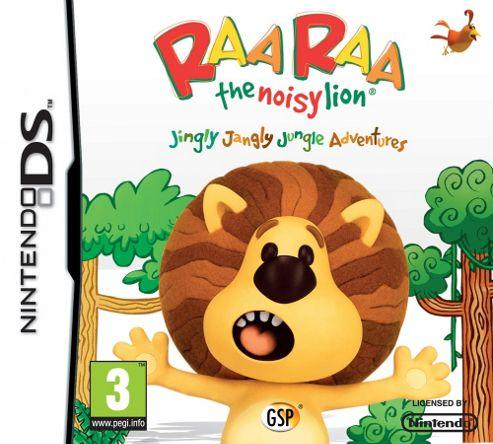 RAA RAA THE NOISY LION (NDS)