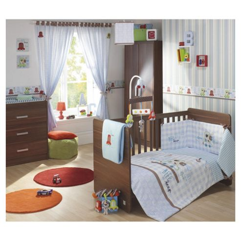 Lollipop Lane Speedy Pup 4 Piece Bed Bale
