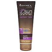 Sunshimmer Ins Tan Make Up Dark Matte 125Ml