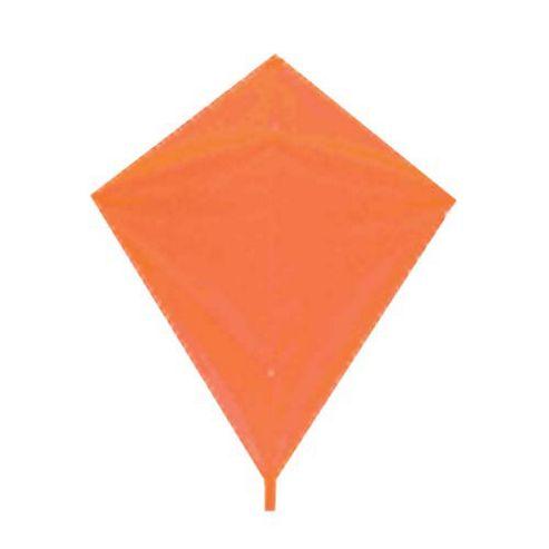 Classic Diamond Kite - Orange