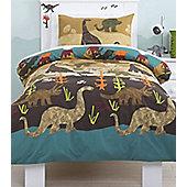 Dinosaur Land Single Bedding