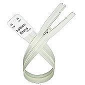 Dress Zip - 36cm - Cream