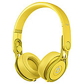 Beats Mixer On-Ear Headphones, Yellow