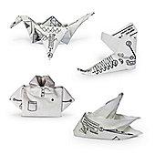 Origami Napkins - White