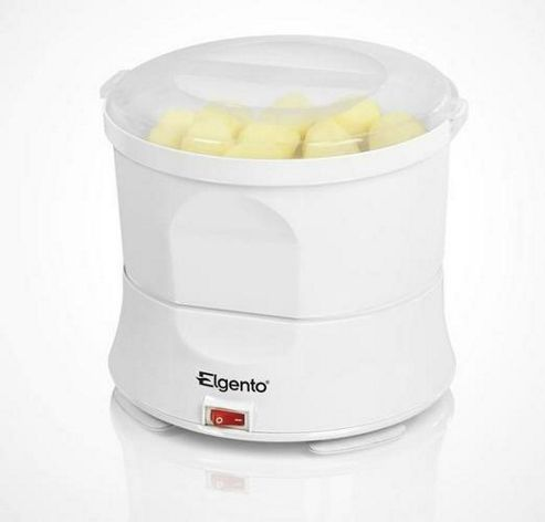Elgento Potato Peeler & Salad Spinner