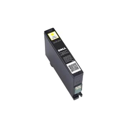 Dell Regular Use Extra High Capacity Yellow Ink Cartridge for V525w/V725w Wireless All-in-One Printers