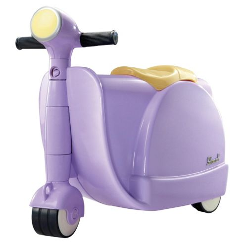 Skoot Kid's Ride On Suitcase, Lilac