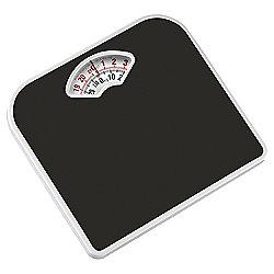 Tesco Basic Analogue Scale, Black