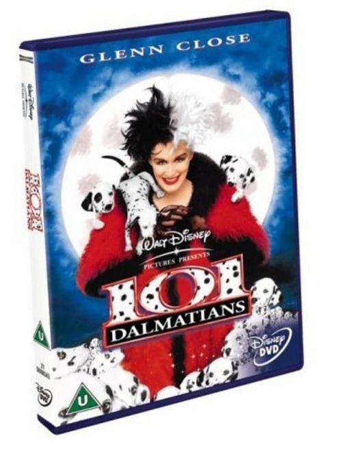101 Dalmatians - Live Action (DVD)