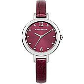 Karen Millen Ladies Leather Watch KM152V