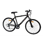 "North Gear Rxt Mens Adults Mountain Bike 19""/26"" Frame W/ 18-Speed Shimano Gears"