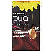 Garnier Olia 6.60 Intense Red