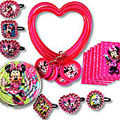 Minnie Mouse Party Favour Pack (24pk)