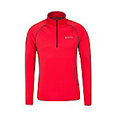 Mens Breeze Cycling Bike Bicycle Sports Running Jogging Gym Top - Red