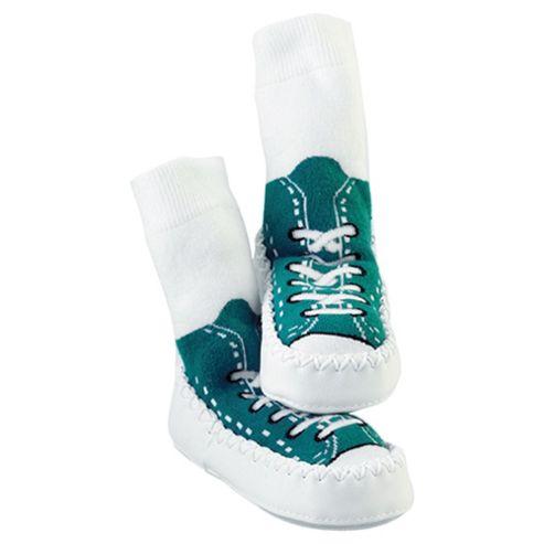 Mocc Ons Sneaker Turq 12-18 months