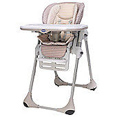 Chicco Polly Highchair, Dune