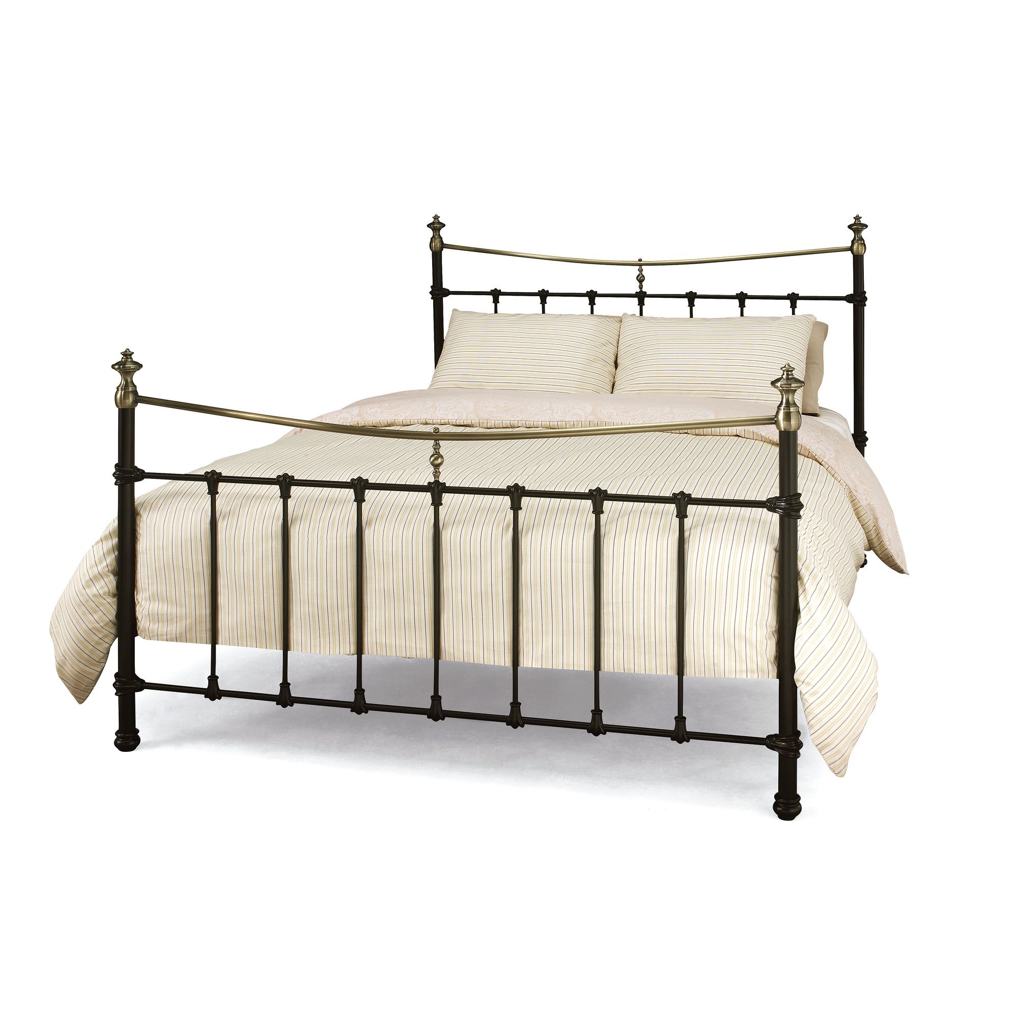 Serene Furnishings Edwardian Bed Frame - Double at Tesco Direct