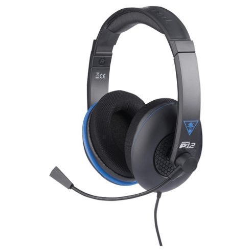 Turtle Beach Ear Force P12 Gaming Headset