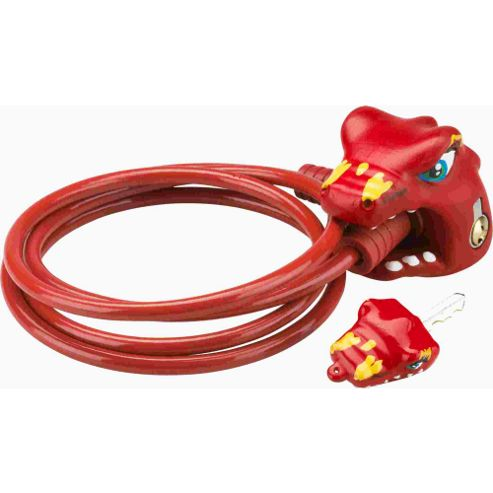 Crazy Stuff Cable Lock: Chinese Dragon