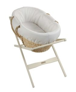 Mamas & Papas - Made with Love - Moses Basket