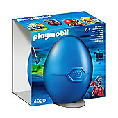 Gift Egg 4920: Knight with Horse - Playmobil