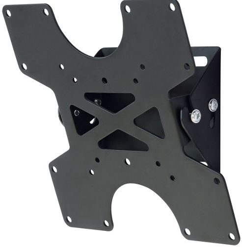 VESA Black Tilting Wall Bracket for 15 inch - 40 inch TV