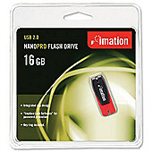 Imation Nano Pro 16GB USB 2.0 Flash Drive
