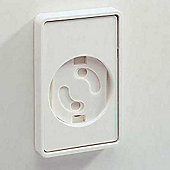 BabyDan European Socket Plug Covers 6 Pack