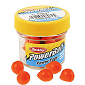 Berkley Powerbait Dough Eggs Floating Magnum-Fluo/Org twin pack