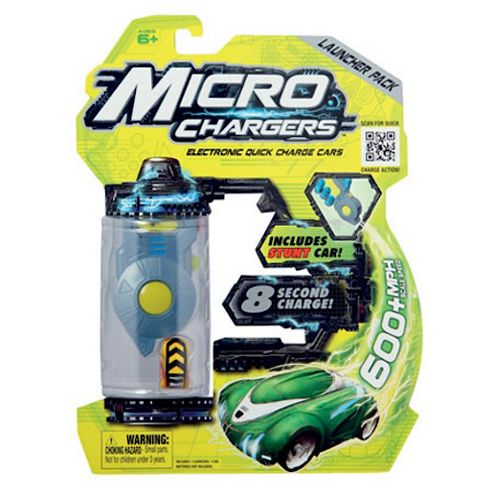 Micro Chargers Launcher Pack