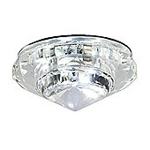 Endon Lighting Shower Light in Crystal