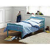 Saplings Junior Bed Frame - Blue